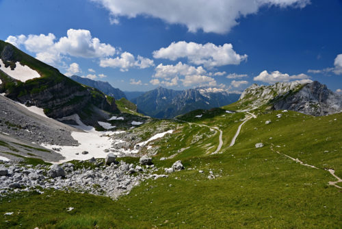 Landscape Mangart